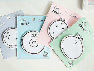 Набор стикеров «I'm cute»